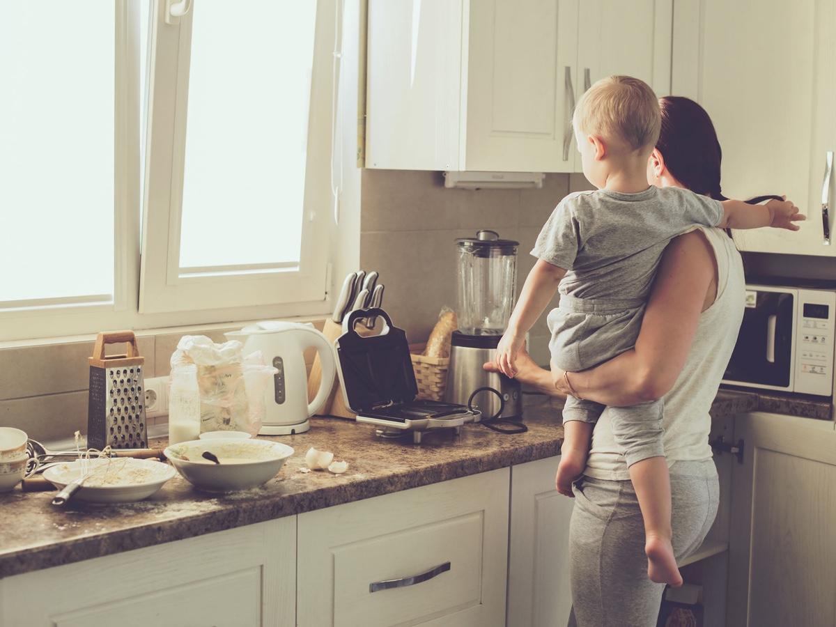Mutter liebe, Veränderung, bin ich eine gute Mutter