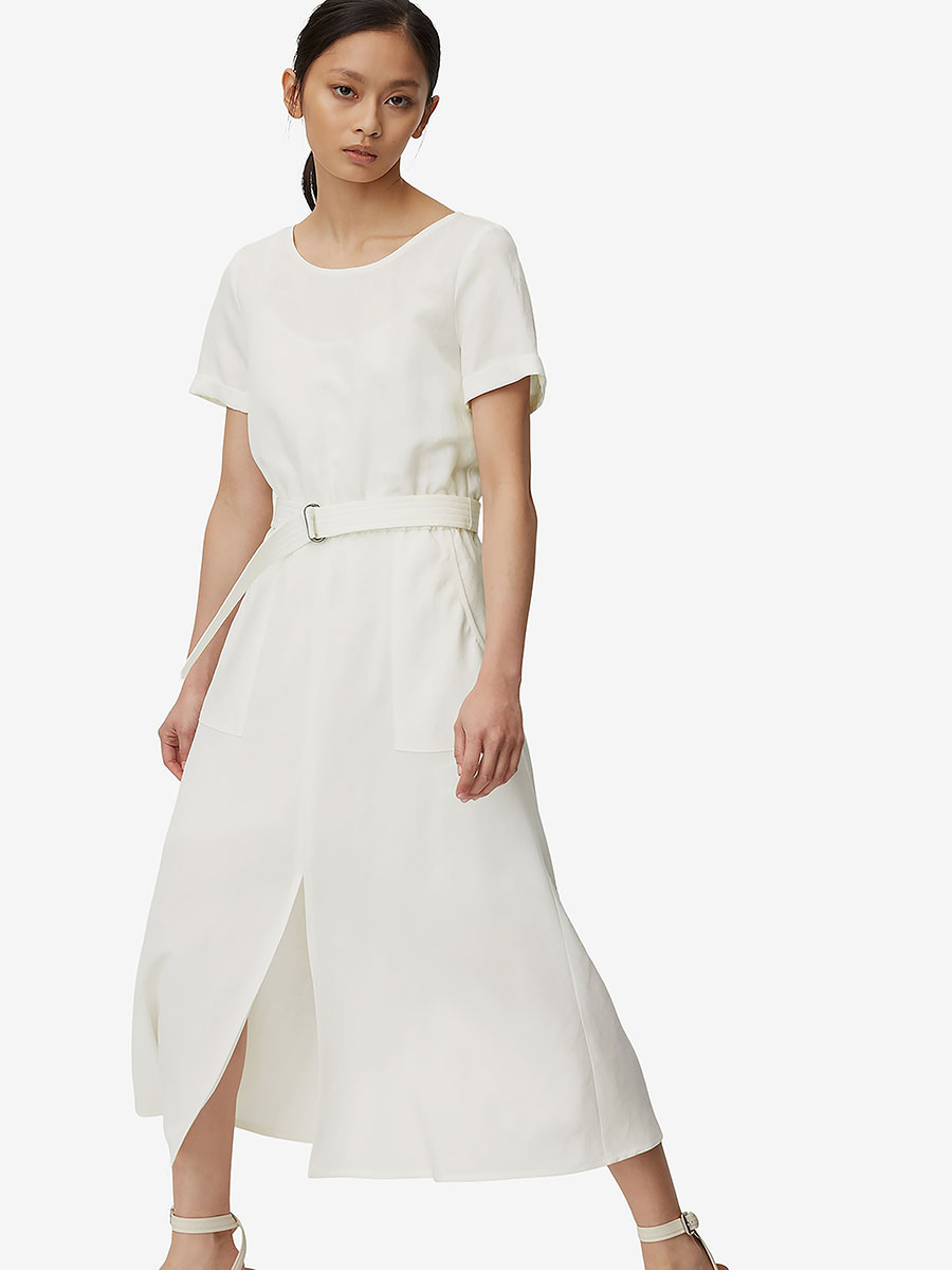 Basic Essential Frauen Kleid