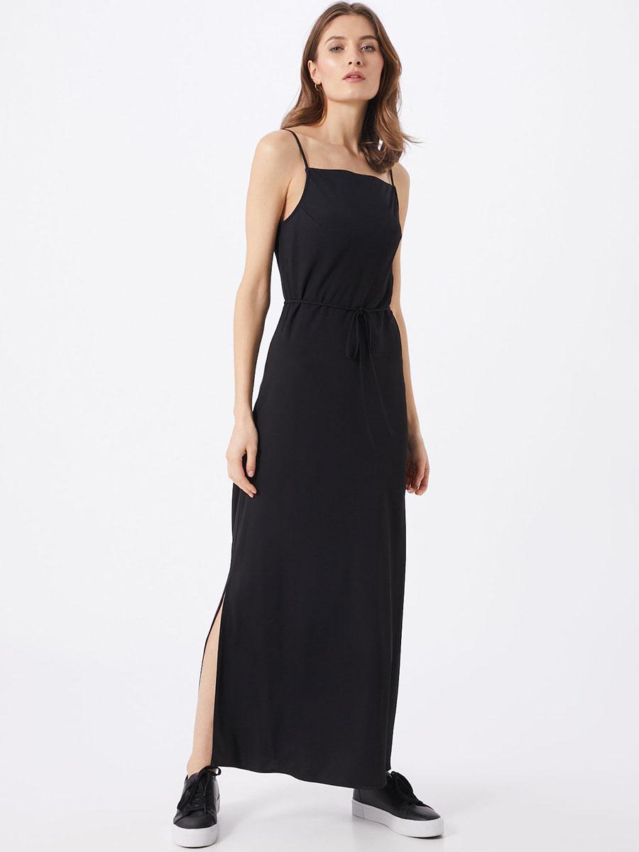 Basic Kleid black dress