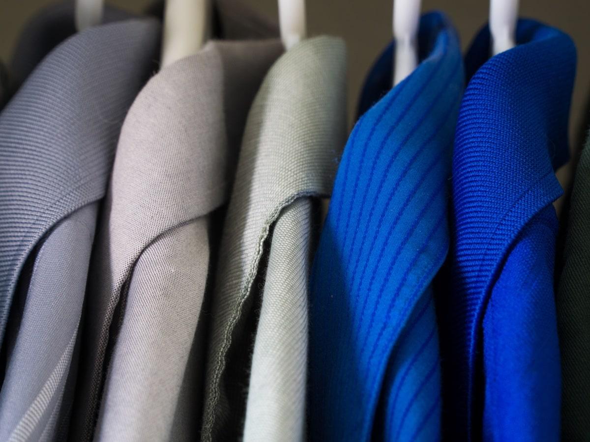 Workshop Garderobenaufbau weniger ist mehr nichts zum anziehen