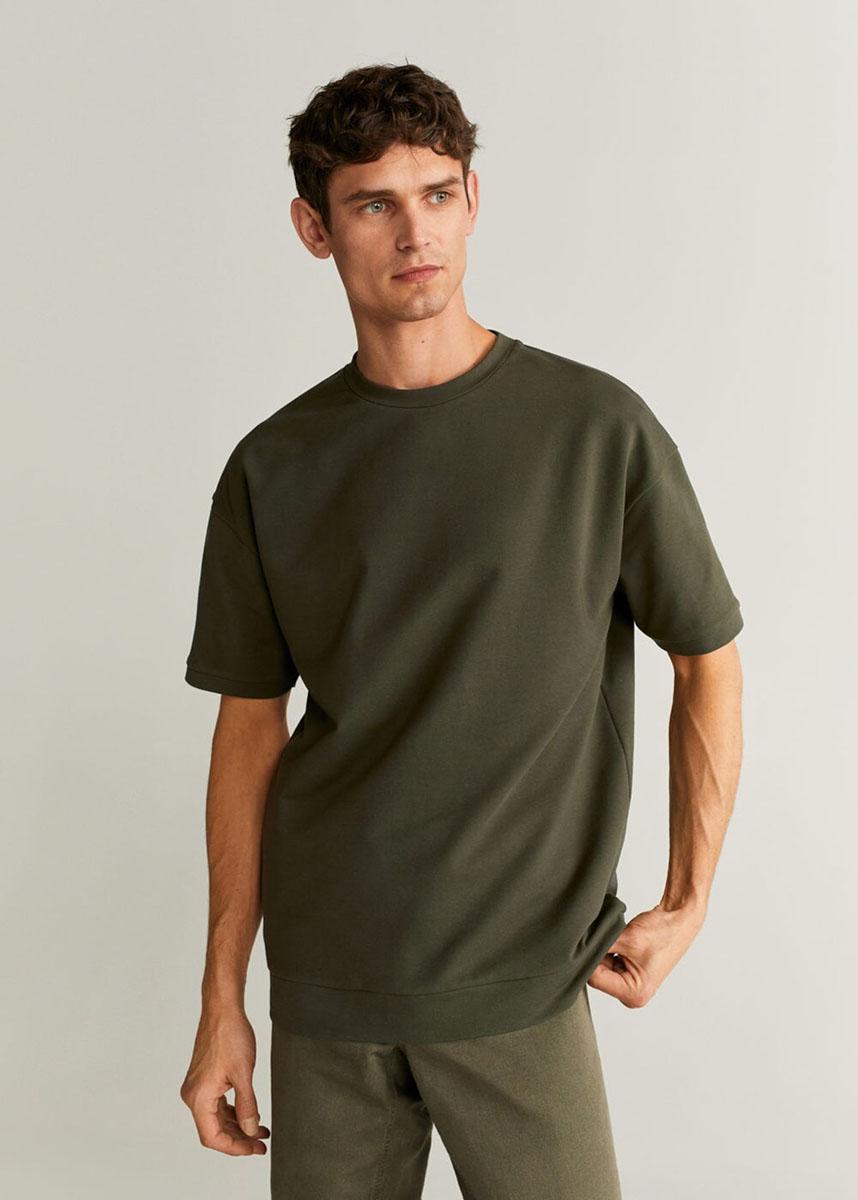 Basic Shirt Herren Essential