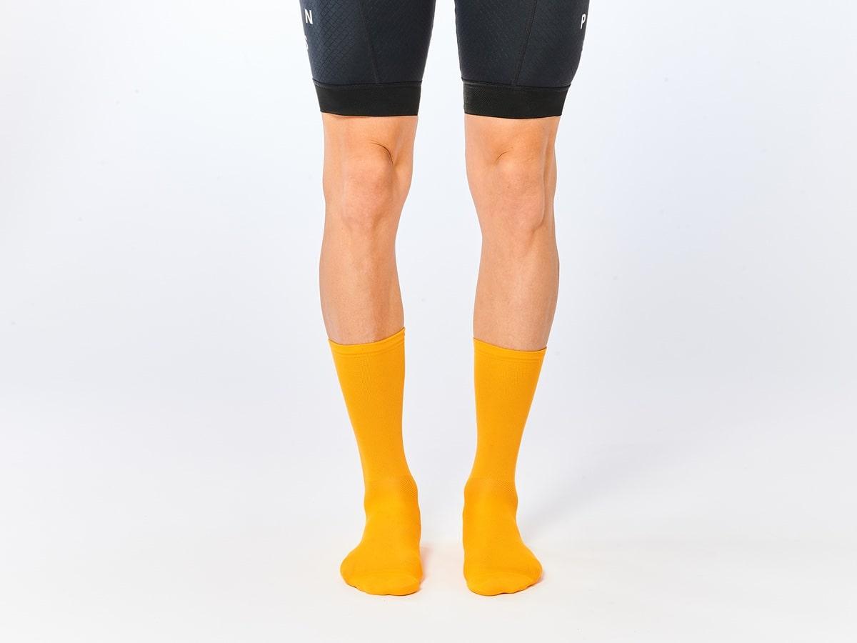 Fingerscrossed Socken Classic Orange