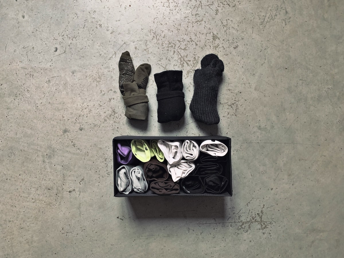 Fingerscrossed Socken, Radsocken