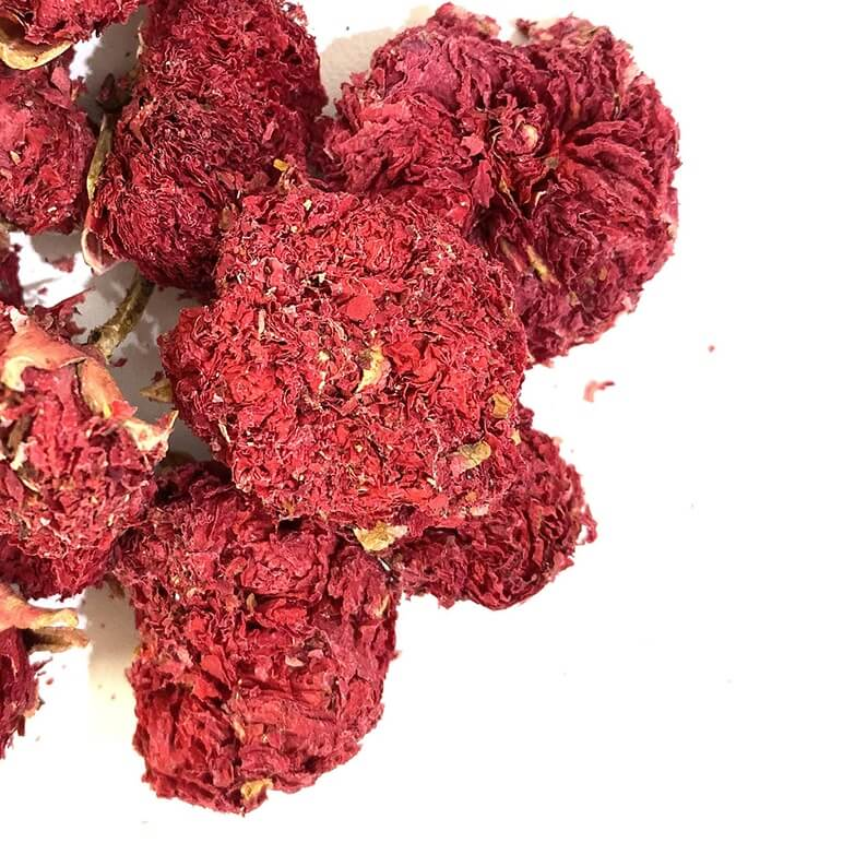 Gewürzland Granatapfelblüten Tee