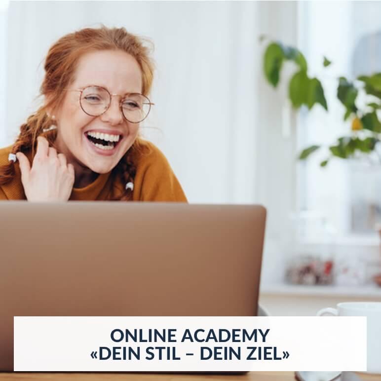 «DEIN STIL– DEIN ZIEL!» online Style-Cocing Kurs